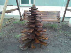 деревянные изделия - ель