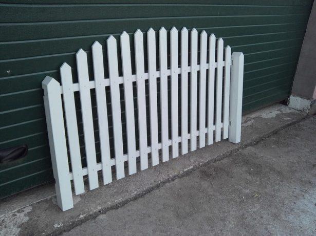 Заборы и ворота: Готовая секция забора