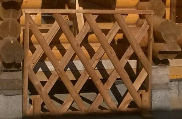изготовление заборов из ригеля