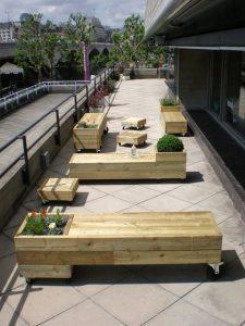 набор садовые скамейки