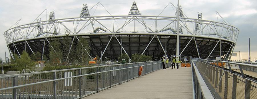 Олимпийская деревня Лондон