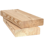 Prices for tanalised timber