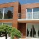 Отделка фасадов подготовленной древесиной, идеальный вариант отделки (облицовка натуральной древесиной)!