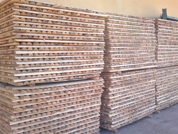 ригеля деревянные