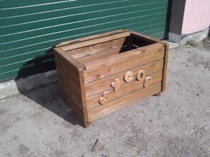 Ящик для мусора