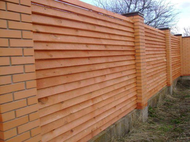 забор-елочка
